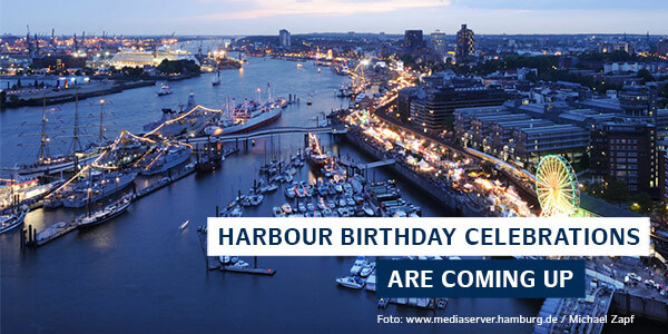 Harbour Birthday celebrations are coming up