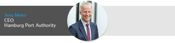 Jens Meier - CEO Hamburg Port Authority - HPA in figures, facts and dates:Download the 2018 Annual Report here.
